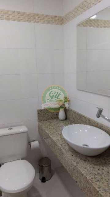 6 - Casa em Condominio Tanque,Rio de Janeiro,RJ À Venda,3 Quartos,120m² - CS1877 - 5