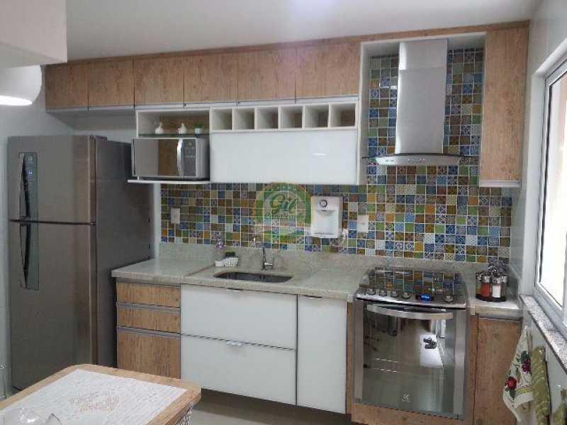 7 - Casa em Condominio Tanque,Rio de Janeiro,RJ À Venda,3 Quartos,120m² - CS1877 - 6