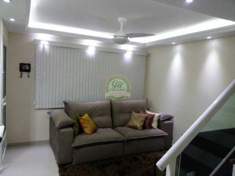 11 - Casa em Condominio Tanque,Rio de Janeiro,RJ À Venda,3 Quartos,120m² - CS1877 - 1