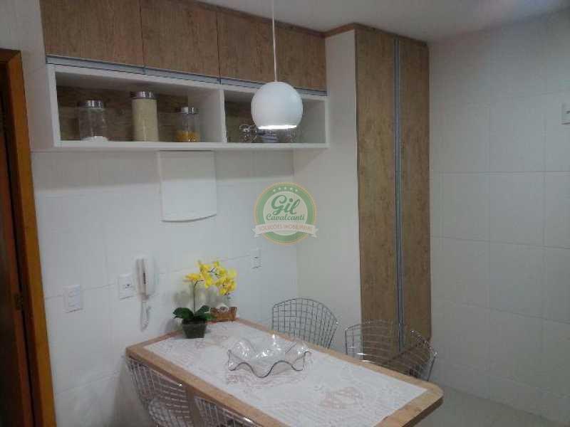 12 - Casa em Condominio Tanque,Rio de Janeiro,RJ À Venda,3 Quartos,120m² - CS1877 - 7