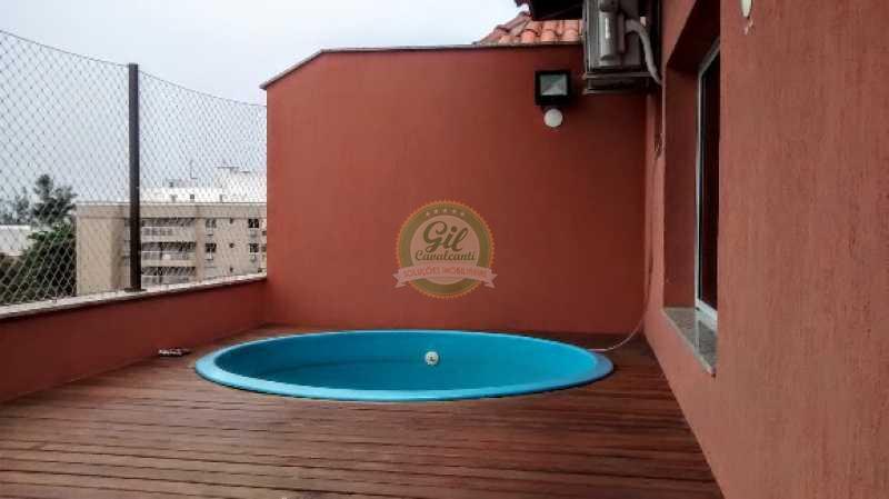 25 - Cobertura 3 quartos à venda Taquara, Rio de Janeiro - R$ 850.000 - CB0153 - 18