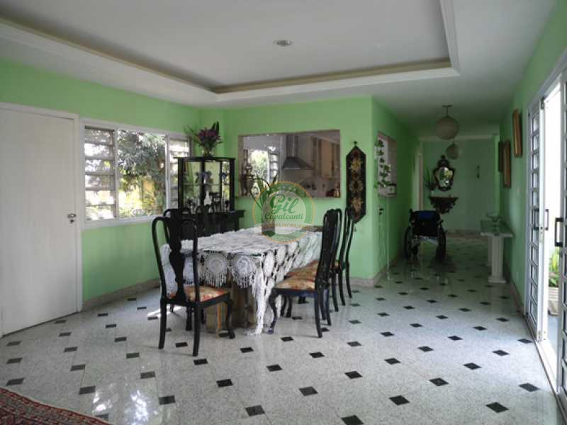 161 - Casa em Condominio Itanhangá,Rio de Janeiro,RJ À Venda,4 Quartos,376m² - CS1899 - 5