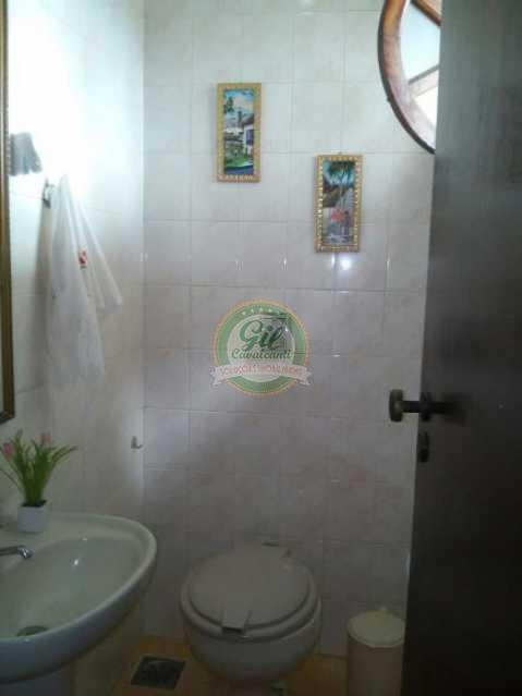 106 - Casa em Condominio Jacarepaguá,Rio de Janeiro,RJ À Venda,3 Quartos,237m² - CS1928 - 6
