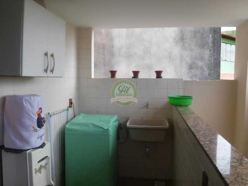 123 - Casa em Condominio Jacarepaguá,Rio de Janeiro,RJ À Venda,3 Quartos,237m² - CS1928 - 8