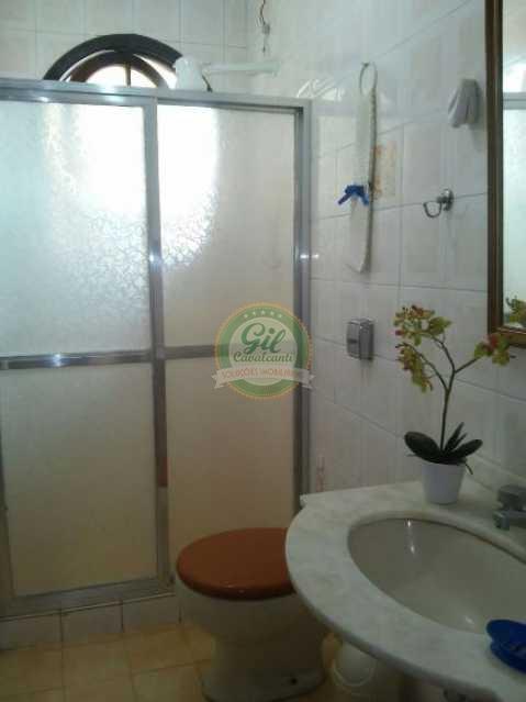 130 - Casa em Condominio Jacarepaguá,Rio de Janeiro,RJ À Venda,3 Quartos,237m² - CS1928 - 16