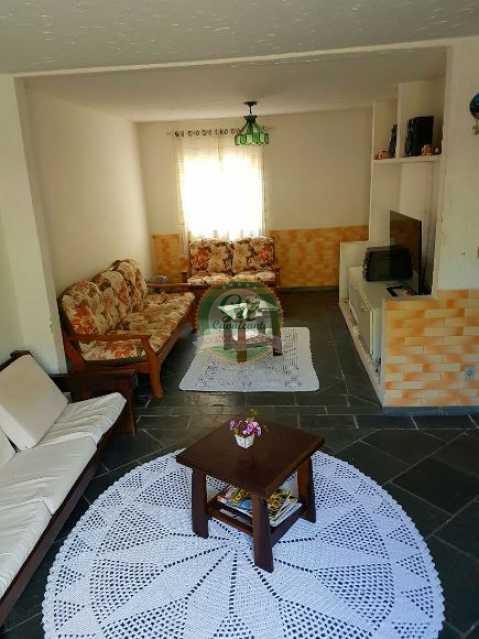 113 - Casa em Condominio Jacarepaguá,Rio de Janeiro,RJ À Venda,3 Quartos,220m² - CS1939 - 1