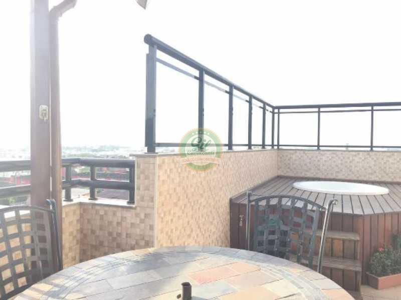 105 - Cobertura 4 quartos à venda Taquara, Rio de Janeiro - R$ 550.000 - CB0165 - 13