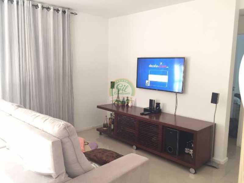 121 - Cobertura 4 quartos à venda Taquara, Rio de Janeiro - R$ 550.000 - CB0165 - 1