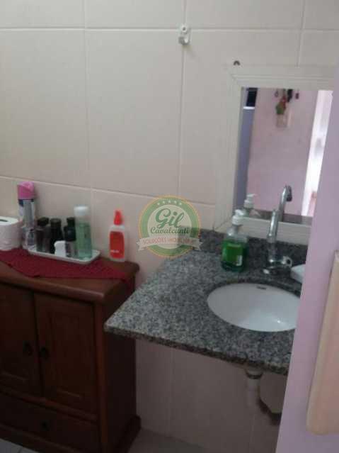 Lavabo - Casa 2 quartos à venda Praça Seca, Rio de Janeiro - R$ 210.000 - CS1947 - 6