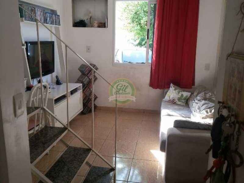Sala - Casa 2 quartos à venda Praça Seca, Rio de Janeiro - R$ 210.000 - CS1947 - 1