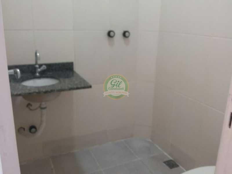 Banheiro social - Casa 2 quartos à venda Praça Seca, Rio de Janeiro - R$ 210.000 - CS1947 - 15