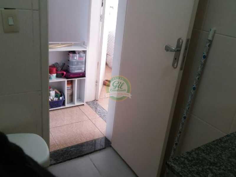 Banheiro social - Casa 2 quartos à venda Praça Seca, Rio de Janeiro - R$ 210.000 - CS1947 - 16