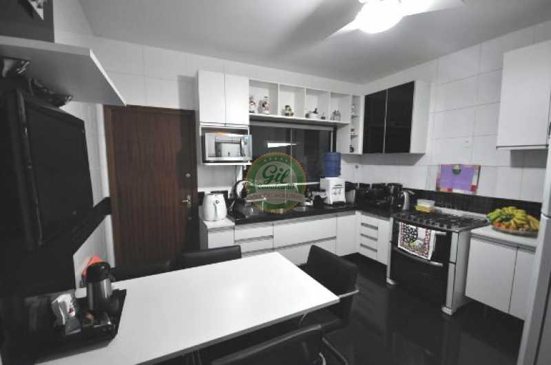 6 - Casa 3 quartos à venda Curicica, Rio de Janeiro - R$ 630.000 - CS1950 - 5