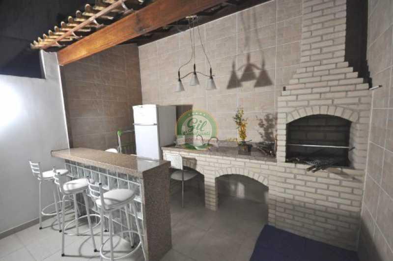 10 - Casa 3 quartos à venda Curicica, Rio de Janeiro - R$ 630.000 - CS1950 - 18