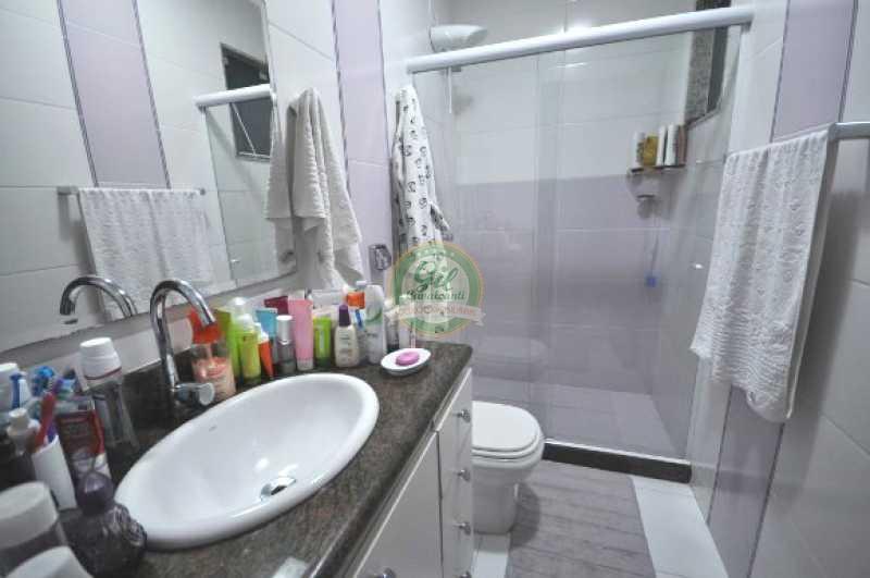 13 - Casa 3 quartos à venda Curicica, Rio de Janeiro - R$ 630.000 - CS1950 - 12
