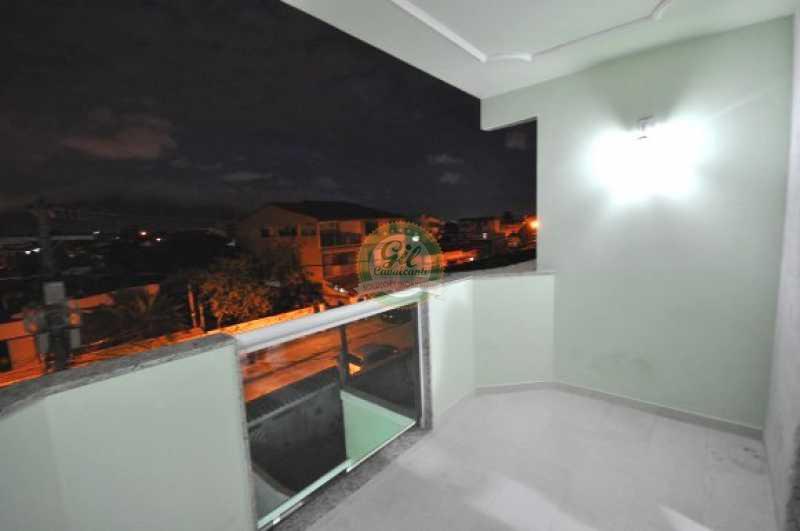 17 - Casa 3 quartos à venda Curicica, Rio de Janeiro - R$ 630.000 - CS1950 - 20