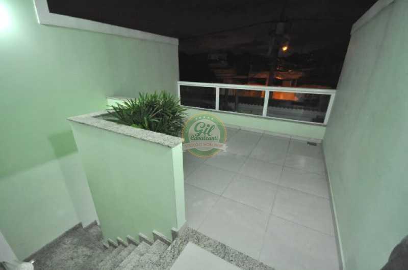 20 - Casa 3 quartos à venda Curicica, Rio de Janeiro - R$ 630.000 - CS1950 - 21