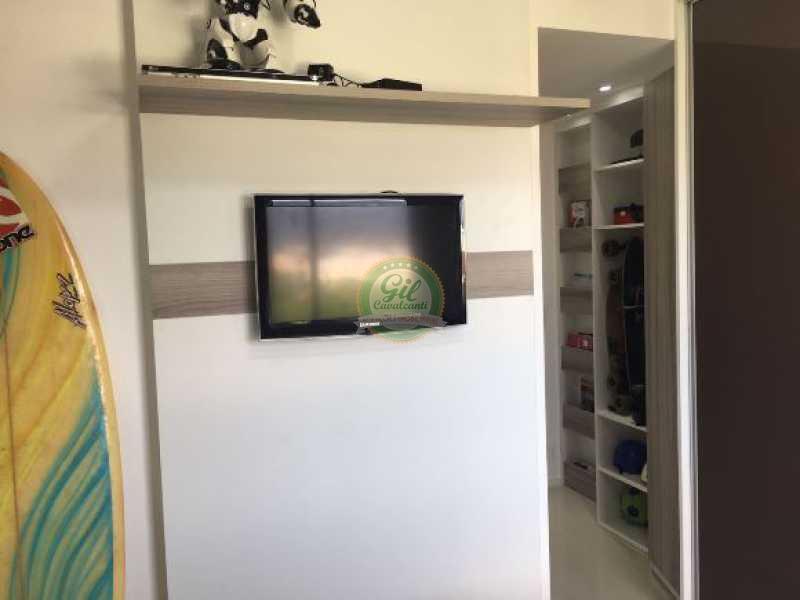 116 - Cobertura 3 quartos à venda Taquara, Rio de Janeiro - R$ 850.000 - CB0167 - 20