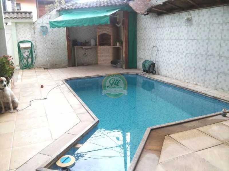 105 - Casa 3 quartos à venda Jacarepaguá, Rio de Janeiro - R$ 600.000 - CS1974 - 8