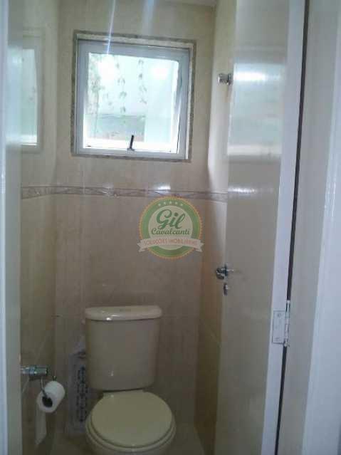 120 - Casa 3 quartos à venda Jacarepaguá, Rio de Janeiro - R$ 600.000 - CS1974 - 13