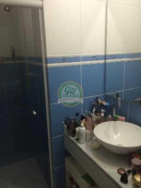 132 - Casa 3 quartos à venda Jacarepaguá, Rio de Janeiro - R$ 600.000 - CS1974 - 19