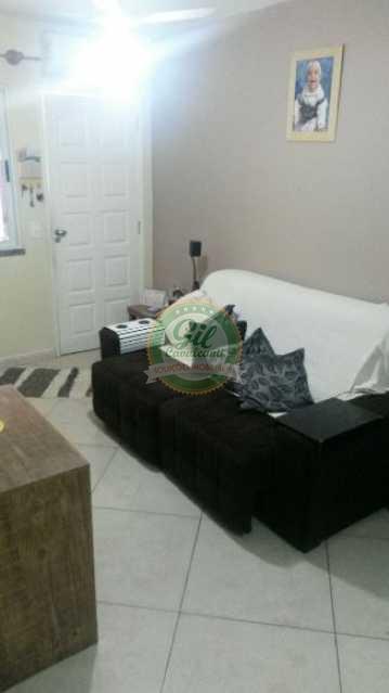 1104 - Casa em Condomínio 3 quartos à venda Pechincha, Rio de Janeiro - R$ 380.000 - CS1993 - 1