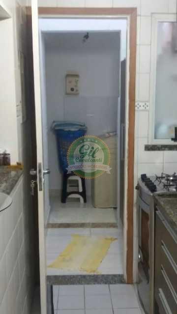 1106 - Casa em Condomínio 3 quartos à venda Pechincha, Rio de Janeiro - R$ 380.000 - CS1993 - 7