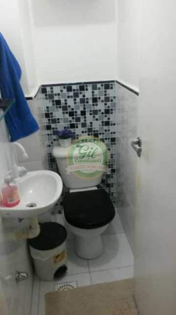 1110 - Casa em Condomínio 3 quartos à venda Pechincha, Rio de Janeiro - R$ 380.000 - CS1993 - 4