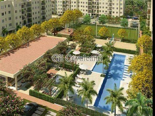 FOTO1 - Apartamento 2 quartos à venda Jacarepaguá, Rio de Janeiro - R$ 365.000 - AP0859 - 1