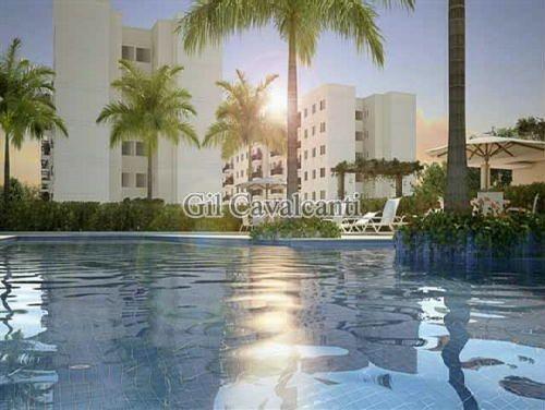 FOTO4 - Apartamento 2 quartos à venda Jacarepaguá, Rio de Janeiro - R$ 365.000 - AP0859 - 5