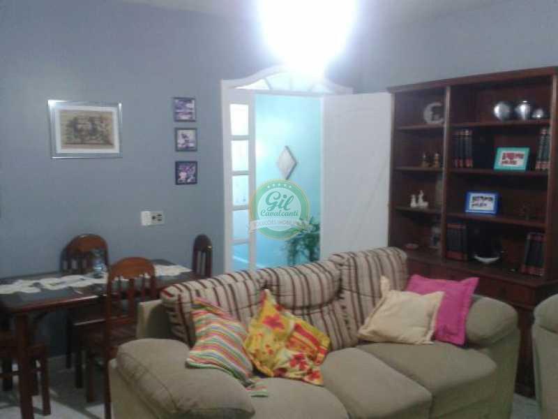 102 - Casa em Condominio Jacarepaguá,Rio de Janeiro,RJ À Venda,3 Quartos,240m² - CS2002 - 3