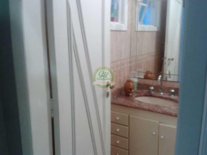 131 - Casa em Condominio Jacarepaguá,Rio de Janeiro,RJ À Venda,3 Quartos,240m² - CS2002 - 7