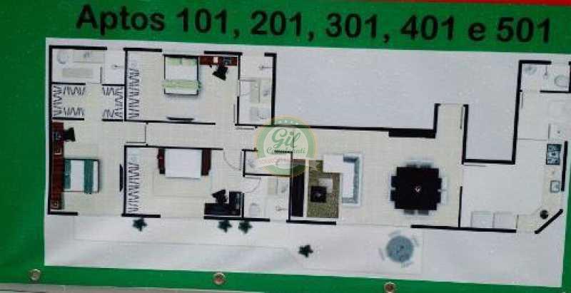 146 - Apartamento Vila Valqueire, Rio de Janeiro, RJ À Venda, 3 Quartos, 123m² - AP1484 - 17