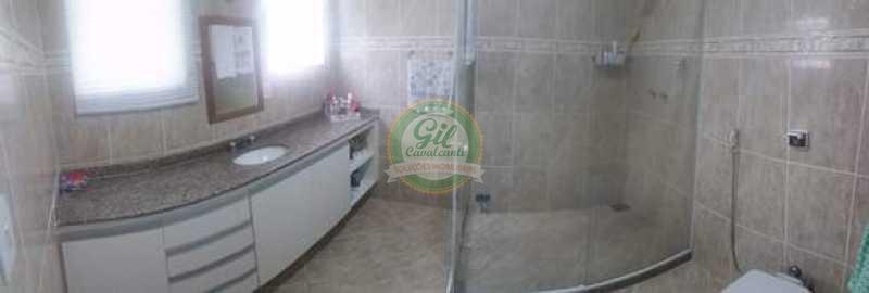3 - Casa em Condomínio 3 quartos à venda Jacarepaguá, Rio de Janeiro - R$ 1.420.000 - CS2019 - 19