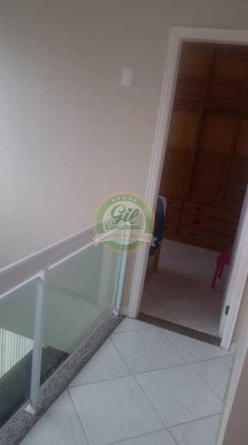 8 - Casa em Condomínio 3 quartos à venda Jacarepaguá, Rio de Janeiro - R$ 1.420.000 - CS2019 - 13