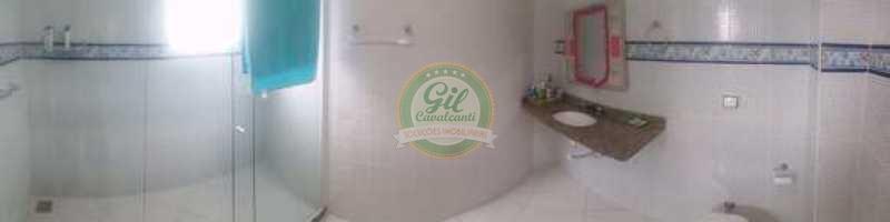15 - Casa em Condomínio 3 quartos à venda Jacarepaguá, Rio de Janeiro - R$ 1.420.000 - CS2019 - 17
