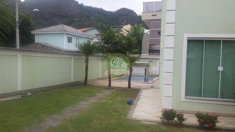 30 - Casa em Condomínio 3 quartos à venda Jacarepaguá, Rio de Janeiro - R$ 1.420.000 - CS2019 - 5