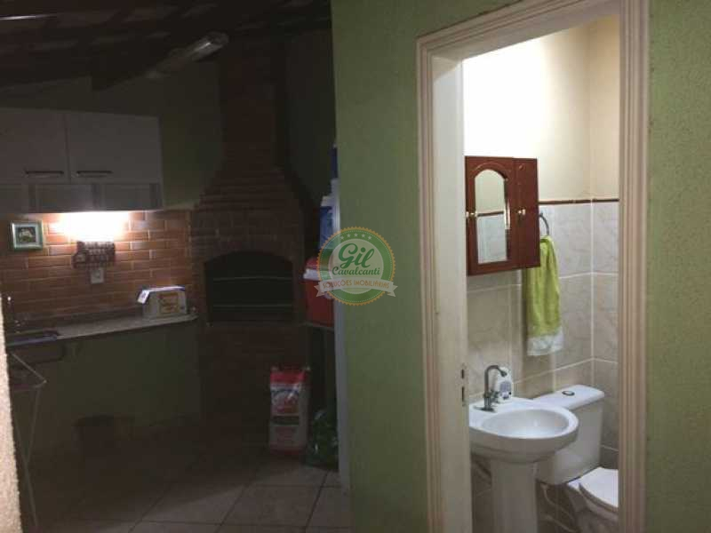 69 - Casa em Condomínio 3 quartos à venda Jacarepaguá, Rio de Janeiro - R$ 1.420.000 - CS2019 - 25