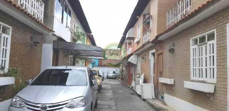 1 - Casa 2 quartos à venda Jacarepaguá, Rio de Janeiro - R$ 295.000 - CS2022 - 22