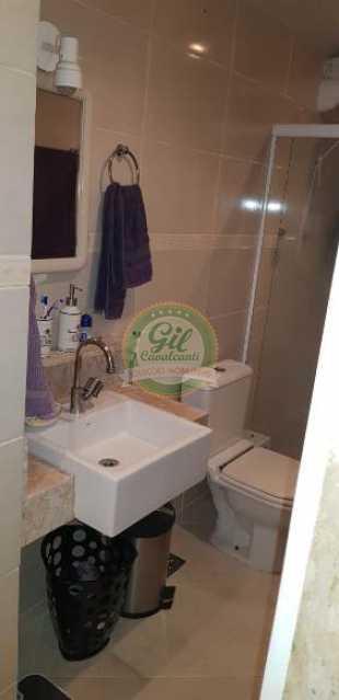 3 - Casa 2 quartos à venda Jacarepaguá, Rio de Janeiro - R$ 295.000 - CS2022 - 16