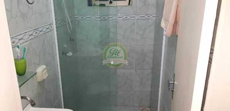 11 - Casa 2 quartos à venda Jacarepaguá, Rio de Janeiro - R$ 295.000 - CS2022 - 20