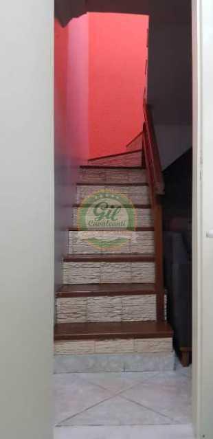 15 - Casa 2 quartos à venda Jacarepaguá, Rio de Janeiro - R$ 295.000 - CS2022 - 13