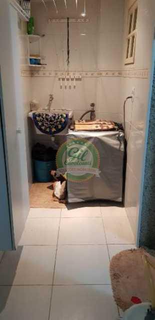 16 - Casa 2 quartos à venda Jacarepaguá, Rio de Janeiro - R$ 295.000 - CS2022 - 11