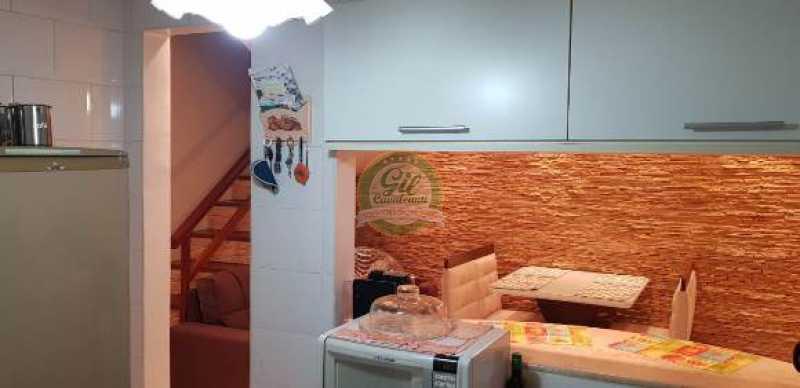 20 - Casa 2 quartos à venda Jacarepaguá, Rio de Janeiro - R$ 295.000 - CS2022 - 10