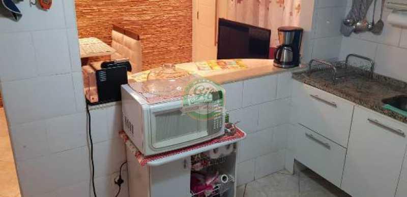 21 - Casa 2 quartos à venda Jacarepaguá, Rio de Janeiro - R$ 295.000 - CS2022 - 6