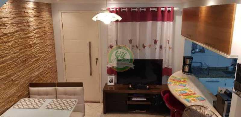 22 - Casa 2 quartos à venda Jacarepaguá, Rio de Janeiro - R$ 295.000 - CS2022 - 1