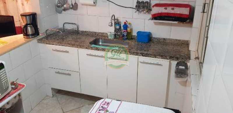 25 - Casa 2 quartos à venda Jacarepaguá, Rio de Janeiro - R$ 295.000 - CS2022 - 7