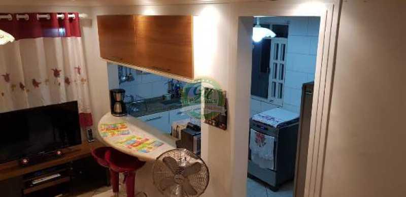26 - Casa 2 quartos à venda Jacarepaguá, Rio de Janeiro - R$ 295.000 - CS2022 - 3