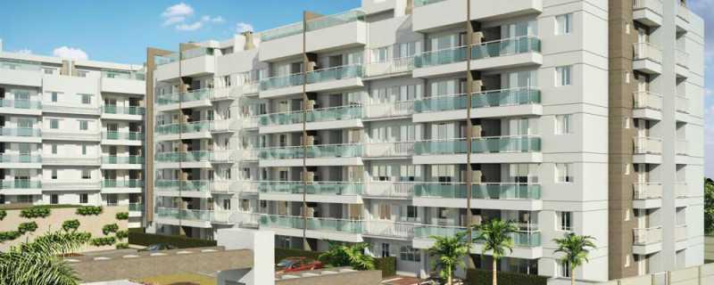 lancamento-mares-de-goa-reside - Apartamento 1 quarto à venda Vargem Grande, Rio de Janeiro - R$ 379.000 - LA0004 - 4