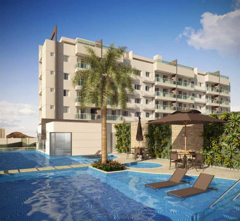 lancamento-mares-de-goa-reside - Apartamento 1 quarto à venda Vargem Grande, Rio de Janeiro - R$ 379.000 - LA0004 - 6